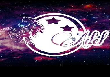 تصميم شعارات احترافية لقنوات اليوتيوب وصفحات الفيس بوك
