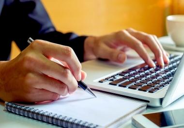 كتابة مقالات حصرية بطريقة احترافية