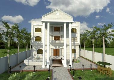 تصميم معماري وديكور
