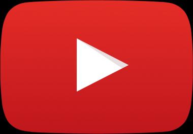 مشاهدة أعلانات يوتيوب أمريكيه على قناتك فقط ب5 دولارات