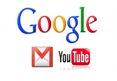 عمل جيميل وانشاء قناة يوتيوب وربطها بجوجل ادسنس وربطها بالباي بال