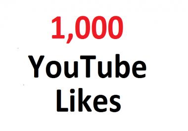 جلب 1000 لايك حقيقي وآمن 100% لأي فيديو على اليوتيوب   هدايا ومميزات رائعة   البدء فوري