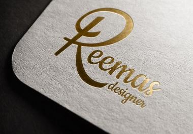 تصميم شعار  Logo  بشكل إحترافي