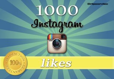 1000 لايك لصورتك الشخصية على الانستغرام