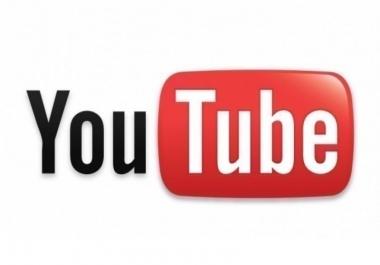 600 مشترك حقيقي لقناتك باليوتيوب