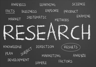 أقوم بعمل الأبحاث من علي الانترنت بدقة وبطريقة منظمة وسهله