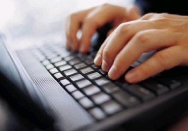 سأقوم بكتابة مقالات احترافية لك عن اي مجال تقني او اجتماعي وثقافي