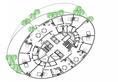 تصميم شقق سكنية و فيلات