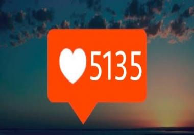 اضافة 5000 لايك لأي صورة تريد على انستغرام