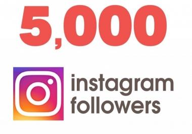 5000 مشترك انستغرام حقيقيين اغلبهم فتيات يتابعوك في الحال