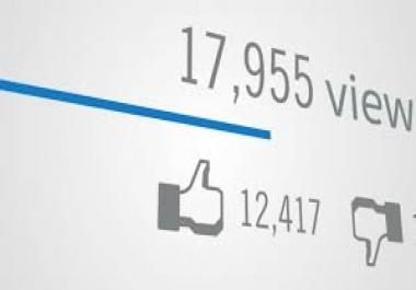 2000 مشاهدة سريعة لفديوهاتك على اليوتوب