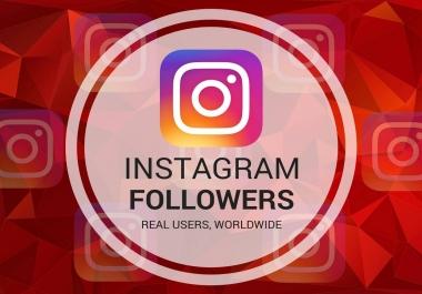 زيادة 10000 متابع على الأنستغرام حقيقيين فقط ب 10 دولار