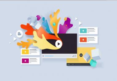 تصميم مقدمة فيديو ✨احترافية لقناتك او مشروعك