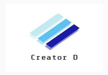 تبحث عن مصمم شعارات محترف بالإضافة إلى خدمة فورية