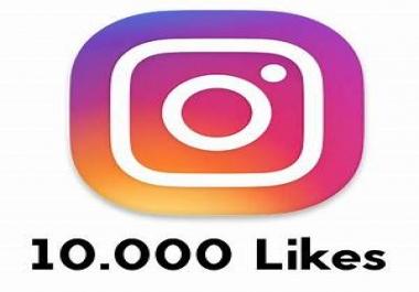 10000 لايك لصورك على الانسغرام