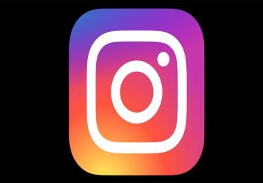 اضافة 10000 الف لايك سريع جدا الى صورة او 10 صور من اختيارك في instagram