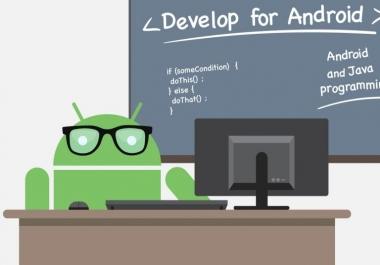 كورس كامل لتعلم برمجة اندرويد من الألف إلى الياء .