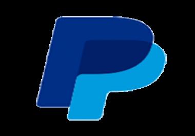 انشاء حساب بيبال مفعل يقبل ارسال واستقبال النقود