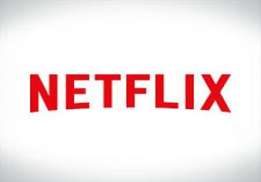 سأعطيك طريقة للحصول على حساب نيتفليكس لمشاهدة الأفلام على الحاسوب فقط