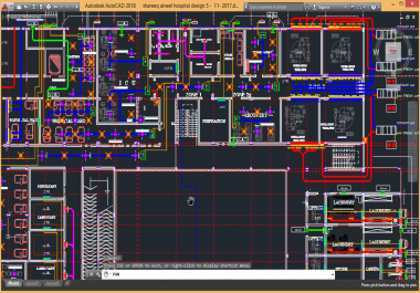 تصميم انظمة وخرط التكييف المركوى للمنازل