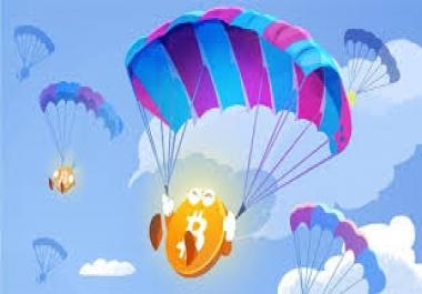 سوف اعلمك كيف تربح من airdrop مهمة يوميا