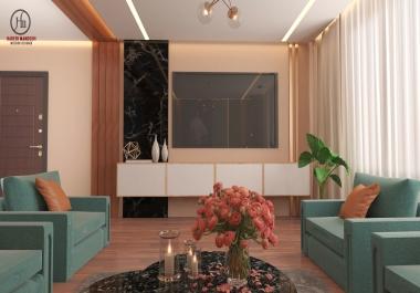عمل تصميمات معمارية داخلية وخارجية ببرنامج 3dmax بجودة عالية