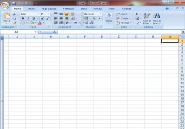 writing on excel word powerpoint