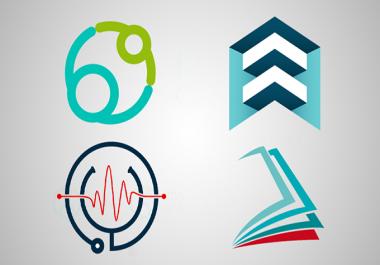 تصميم ثلاث شعارات لعلامتك التجارية