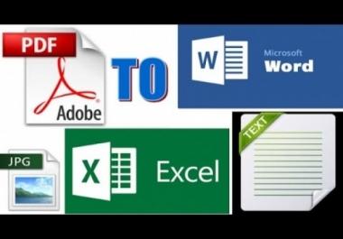 كتابة  تفريغ وتعبئة الملفات بكل أنواع الصيغ المتوفرة