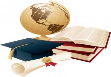 كتابة مقالات حصرية و بحوث علمية بدقة و فى اسرع وقت