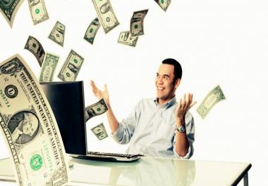 طريقه تحقيق دخل غير محدود من CPA تصل إلى$200 دولار في اليوم