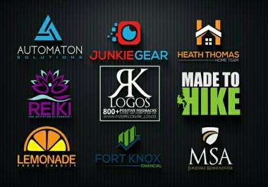 تصميم شعار إحترافي بجودة 3D