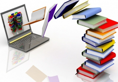 أبيع 7 كتب الكترونية بأي مجال في البرمجة ب 5$