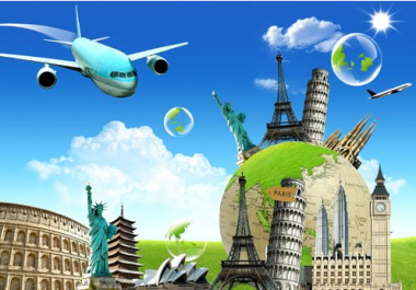 تعليمك اساسيات السفر وحجز الطيران والفنادق