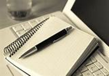 كتابة محتوى فيديوهات و تحرير نصوص و مقالات في كل المجالات