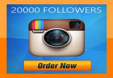 20000 متابع سريع جدا  20000 لايك سريع جدا بالانستقرام