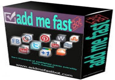 طريقة زيادة اللايكات في صفحتك على الفيس بوك والمتابعين على التويتر بطريقة مشروعة من هنا