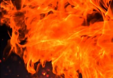 إنشاء مقدمة إحترافية شعار النار لفديوهاتك