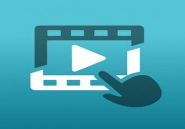 تصميم مقدمة فيديو احترافية عبر الافترافكت