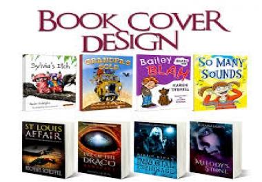 تصميم غلاف للكتب احترافي