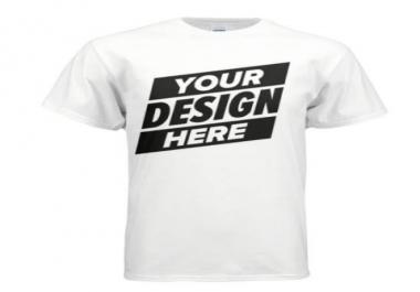 بتصميم مميز لقميصك من اختيارك