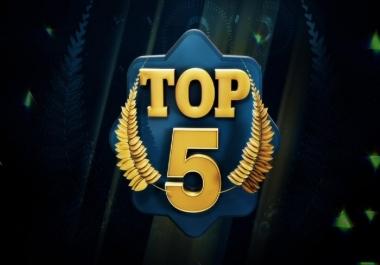 تصميم 5 مقدمات فيديو INTRO بطريقة جد احترافية