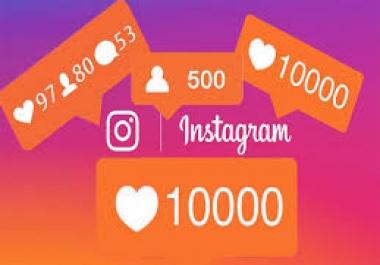 الحصول على2000 لايك لصورك على انستغرام
