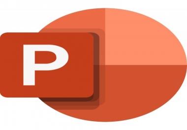 تصميم عروض بور بوينت 20 شريحة  PowerPoint Presentation