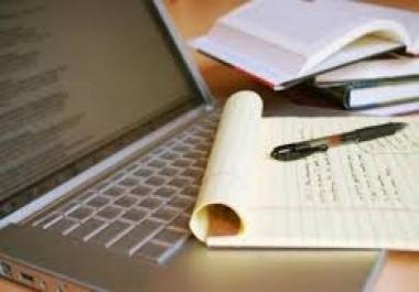 كتابة مقال من 100 كلمة مقابل 5 دولار