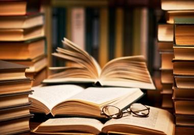 تلخيص الملفات والمستندات بجميع أشكالها
