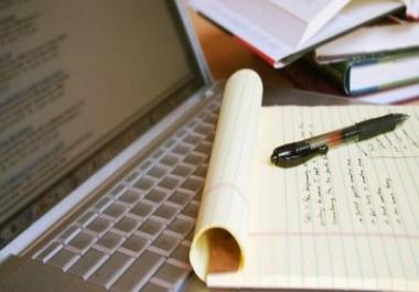 كتابة مقالتين باللغه الانجليزيه