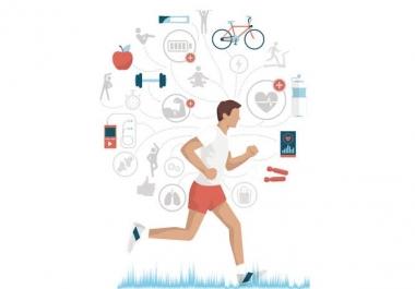 اقدم برنامج رياضي يساعد على زيادة قوة الجسم و زيادة المرونه و قوه التحمل