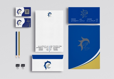تصميم هوية بصرية احترافية و مناسبة