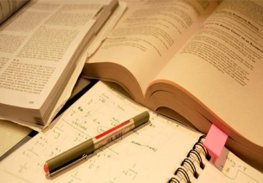 كتابة الأبحاث المقالات السياسية أو في مجال العلوم الإجتماعية.